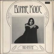 Click here for more info about 'Bonnie Koloc - Hold On To Me'