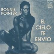 Click here for more info about 'Bonnie Pointer - El Cielo Te Envio - Green Vinyl'