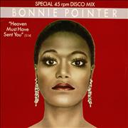 Click here for more info about 'Bonnie Pointer - Heaven Must Have Sent You'