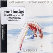 Click here for more info about 'Bonnie Prince Billy - Superwolf EP'