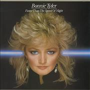 Click here for more info about 'Bonnie Tyler - Faster Than The Speed Of Night'