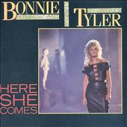 Click here for more info about 'Bonnie Tyler - Here She Comes'