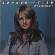Click here for more info about 'Bonnie Tyler - It's A Heartache - EX'