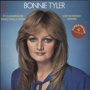 Click here for more info about 'Bonnie Tyler - It's A Heartache - gold stamp'