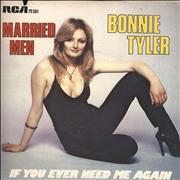 Click here for more info about 'Bonnie Tyler - Married Men'