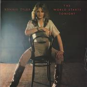 Click here for more info about 'Bonnie Tyler - The World Starts Tonight'