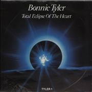 Click here for more info about 'Bonnie Tyler - Total Eclipse Of The Heart - Paper label'