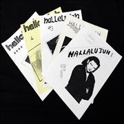 Click here for more info about 'Bono - Hallalujah! - 5 Issues'