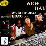 Click here for more info about 'Bono - New Day'