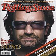 Click here for more info about 'Bono - Rolling Stone Magazine'