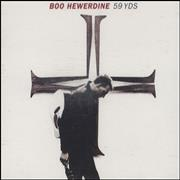 Click here for more info about 'Boo Hewerdine - 59 Yds'