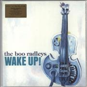 Click here for more info about 'Boo Radleys - Wake Up! - 180gm Turquoise Vinyl - Sealed'