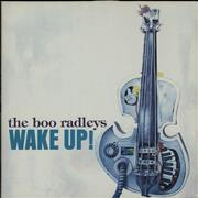 Click here for more info about 'Boo Radleys - Wake Up!'