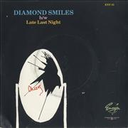 Click here for more info about 'Boomtown Rats - Diamond Smiles'