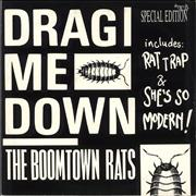 Click here for more info about 'Boomtown Rats - Drag Me Down'
