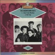 Click here for more info about 'Boomtown Rats - I Don't Like Mondays - P/S'