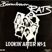 Click here for more info about 'Boomtown Rats - Lookin' After No 1 - P/S - EX'