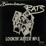 Click here for more info about 'Boomtown Rats - Lookin' After No 1 + Sleeve'