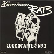 Click here for more info about 'Boomtown Rats - Lookin' After No 1'
