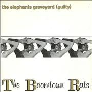 Click here for more info about 'Boomtown Rats - The Elephants Graveyard (Guilty)'