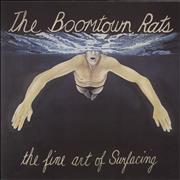 Click here for more info about 'Boomtown Rats - The Fine Art Of Surfacing'