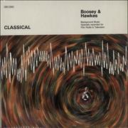 Click here for more info about 'Boosey & Hawkes - Background Music Specially Recorded For Film, Radio & TV: Classical'