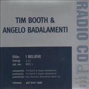 Click here for more info about 'Booth And The Bad Angel - I Believe'