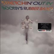 Click here for more info about 'Bootsy's Rubber Band - Stretchin' Out In Bootsy's Rubber Band + Stickered Shrink'