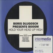 Click here for more info about 'Boris Dlugosch - Hold Your Head Up High'