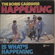 Click here for more info about 'Boris Gardiner - Is What's Happening'