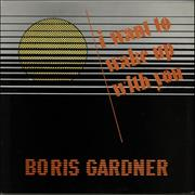 Click here for more info about 'Boris Gardner - I Want To Wake Up With You'