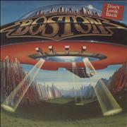 Click here for more info about 'Boston - Don't Look Back - Stickered'