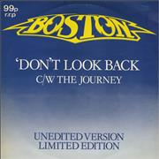 Click here for more info about 'Boston - Don't Look Back'