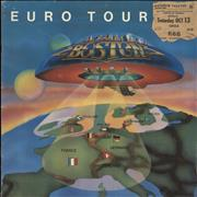 Click here for more info about 'Boston - Euro Tour '79 + Ticket Stub'