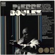 Click here for more info about 'Pierre Boulez - Le Marteau Sans Maître Für Alt Und Sechs Instrumente Nach Texten Von René Char'