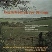 Click here for more info about 'Bournemouth Symphony Orchestra - English Music For Strings'