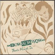 Click here for more info about 'Bow Wow Wow - Fools Rush In'