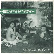 Click here for more info about 'Bow Wow Wow - Go Wild In The Country - P/s'