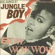 Click here for more info about 'Bow Wow Wow - See Jungle! Jungle Boy + Sleeve'
