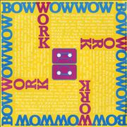 Click here for more info about 'Bow Wow Wow - Work - Yellow Sleeve'