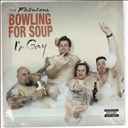 Click here for more info about 'Bowling For Soup - I'm Gay - Red Vinyl'