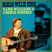 Click here for more info about 'Boxcar Willie - Sings Hank Williams & Jimmie Rodgers'