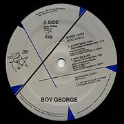 Click here for more info about 'Boy George - At Worst... Sampler'