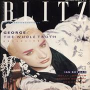 Click here for more info about 'Boy George - Blitz'