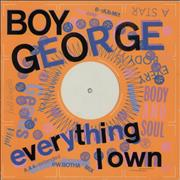 Click here for more info about 'Boy George - Everything I Own - P/S'