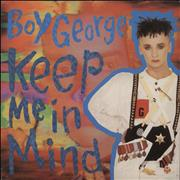 Click here for more info about 'Boy George - Keep Me In Mind'