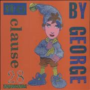 Click here for more info about 'Boy George - No Clause 28'