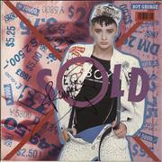 Click here for more info about 'Boy George - Sold - Autographed'