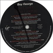 Click here for more info about 'Boy George - The Devil In Sister George'
