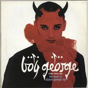 """Boy George The Devil In Sister George UK 12"""" vinyl"""